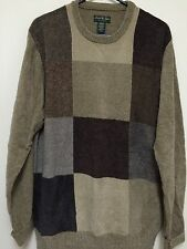 Mens DAVID TAYLOR COLLECTION Sweater Long Sleeve NWOT Size XL