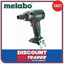 "Metabo 18V Lithium-Ion Brushless LTX 1/2"" Impact Wrench - SSW 18 SK 400 BL"
