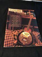 Dobro Classics Plus Resonator Guitar Tab Sheet Music 20 Tunes Book CD Pack NEW
