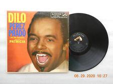 "Dilo (Ugh!) – Perez Prado & His Orchestra – RCA – LPM 1883 – 12"""