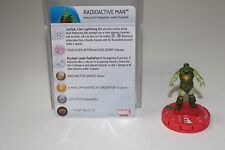 Marvel Heroclix Civil War Storyline OP Uncommon 016 Radioactive Man Thunderbolt