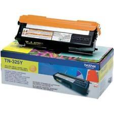 Cartuchos de tóner de impresora amarillo Brother sin anuncio de conjunto