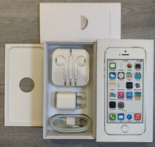 Iphone 5S 16GB Gold Color Box And Bundles! NO PHONE!