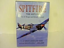 spitfire the history (eric b.morgan & edward shacklady) hardback book