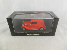 Minichamps 400 142264 American Hot Rod in Red Ltd Ed one of 1008