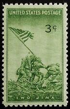 1945 3c Battle of Iwo Jima, U.S. Marines Scott 929 Mint F/VF NH