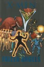 X-Men: Fallen Angels by Jo Duffy Marvel Graphic Novel Hardcover
