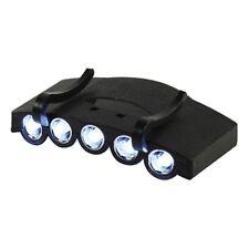 HQ torche l-79 mini cap / hat / head Lampe 5 LED Lampe /
