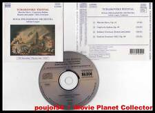 "TCHAIKOVSKY ""Festival : Marche Slave"" (CD) Leaper 1991"