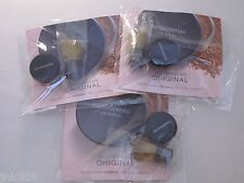 bare Minerals Original Fairly Light Foundation & Kabuki Brush Mini Sample Set x3