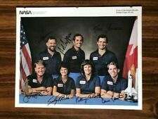 New ListingSally Ride Nasa Space Shuttle Astronaut Autograph Signed Litho Photo Sts 41G
