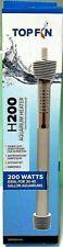 400W Aquarium Heater Titanium Submersible Adjustable Heating Rod Salt/freshWater
