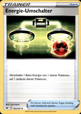 Pokemon - 162/202 Energie-Umschalter  - Schwert & Schild 1 - Deutsch
