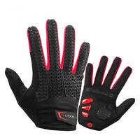 ROCKBROS Fahrradhandschuhe Winter Sprot Motorrad MTB Handschuhe Touchscreen