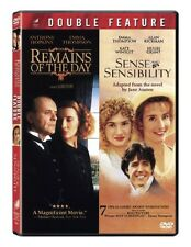 Remains of the Day/Sense and Sensibility [2 Discs] (2010, DVD NIEUW)