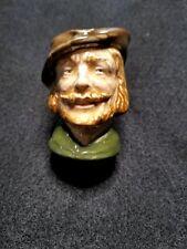 Royal Doulton Character Jug Robin Hood, Miniature, 1939 - 1955.