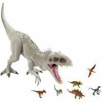 """Jurassic World Super Colossal Indominus Rex 18"""", Toy Gift. NEW!🦖"""