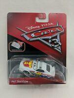 Disney Pixar Cars 3 Pat Traxson