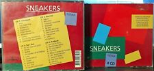 Sneakers - Totale (4 CD Set, 1994, Mercury/PolyGram Records, Denmark) VERY RARE