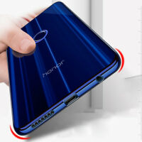 For Honor 20 Pro 8 9 10 Lite Shockproof Ultra Thin Soft TPU Plating Cover Case