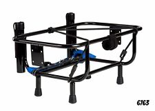 Jet Ski Fishing Rack 2 Rod Holders with Gas Plates - Universal
