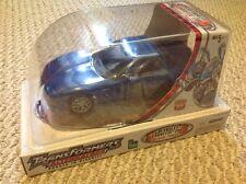 Transformers Alternators Autobot TRACKS / Corvette Z06