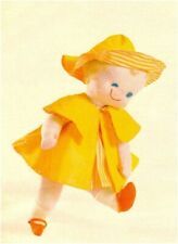 """""""Rachel"""" Baby Doll Rag Doll (14"""" Tall) Sewing Pattern S10164 (NOT FINISHED ITEM)"""