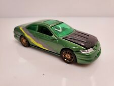 X-Concepts Modifiers 1999 Honda Accord Coupe Green