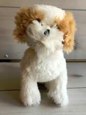 "A47 Ty Classics Barley Puppy Dog Plush! 12"" Stuffed Toy Lovey"