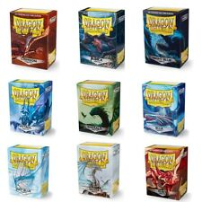 DRAGON SHIELD - MATTE 100 Buste Protettive Standard Size Magic Mtg Sleeves DS