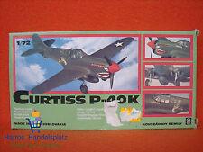 Kovozavody Semily ® Curtiss P-40 K 1:72