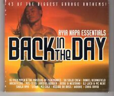 (HP903) Ayia Napa Essentials, Back In The Day - 2002 double CD