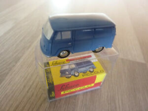Schuco Piccolo (China) no.05221 - 1/90 diecast 1973 VOLKSWAGEN T2 Van Bay Window