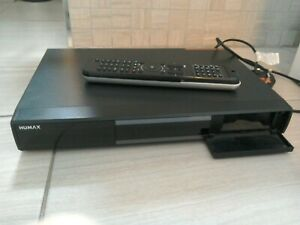 Humax PVR-9300T 320GB DVR Freeview recorder HDMI Black Fully working + Remote