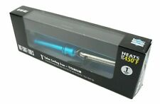 "Hot Shot Tools 1"" Salon Curling Iron - Titanium Blue"