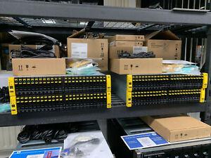 2 x HPE 3par All flash MetroCluster 100% uptime SAN RRP £507k + VAT NOW 95% OFF!