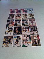*****Stephen (Steve) Leach*****  Lot of 100+ cards.....31 DIFFERENT / Hockey