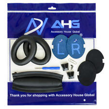 Replacement Headband Ear Cushion Pad Combo for Bose® QC2 and QC15 Headphones