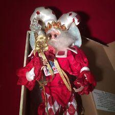 Mark Roberts Christmas Fairy;King of Diamonds; #51-62344