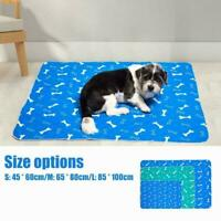 Washable Dog Pee Pads Washable Durable Puppy Training Mat Non-Slip Pad V1N0