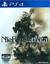 NieR: Automata Chinese subtitle 尼爾:自動人形 中文版 PS4 US SELLER
