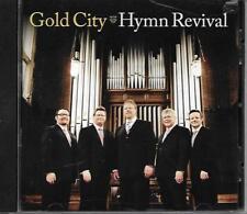"""GOLD CITY.......""""HYMN REVIVAL"""".......TIM RILEY'S LAST CD...........OOP GOSPEL CD"""