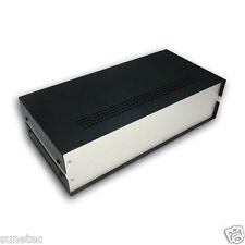 "SV1263 12"" Full Aluminum Project Enclosure Instrument Case Electronic Box"