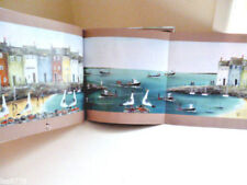 *SIGNED Rebecca Lardner 'FISH & SHIPS' BOOK**Contemporary Prints*Light Use & VGC