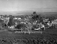 Photo. ca 1964. British Honduras. El Cayo de San Iganoio y Sta Helena