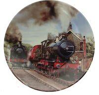 City of Truro Great Western Dreams train plate Barry Freeman CP2358