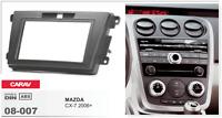 CARAV 08-007 2Din Marco Adaptador Kit Instalacion de Radio para MAZDA CX-7 2006+
