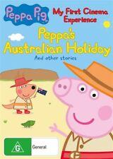 The Peppa Pig - Peppa's Australian Holiday (DVD)