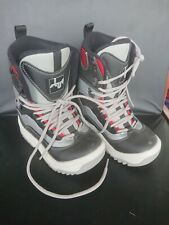 Kinder Snowboard Schuhe von stuf RAVE Sole Made in Italy Gr. 23