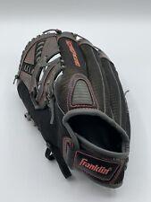 "Franklin Sports Fastpitch Pro Softball Glove - Pink 13"" Left Hand Throw"